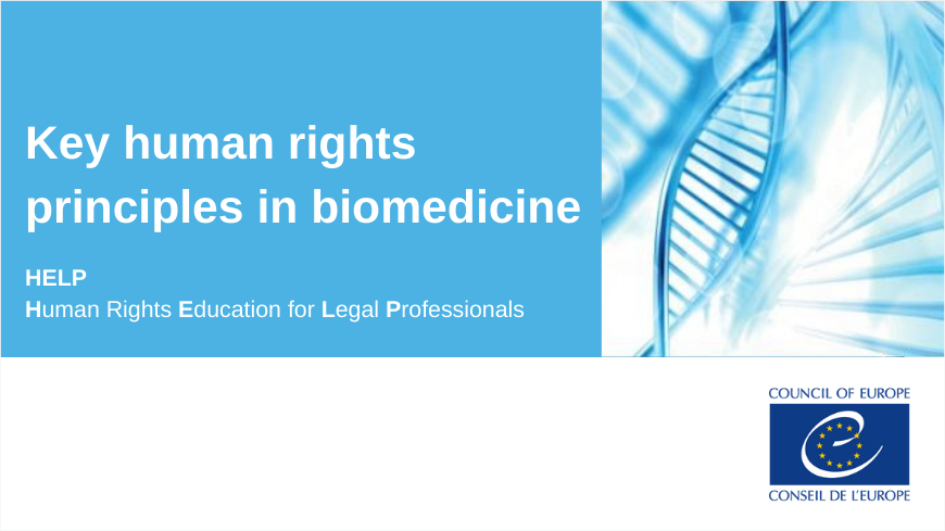 HELP course on bioethics in Italy: joint launch for more than 80 judges and lawyers