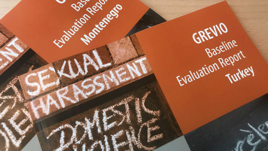 Turkey and Montenegro: Council of Europe experts on ending violence against women publish monitoring reports