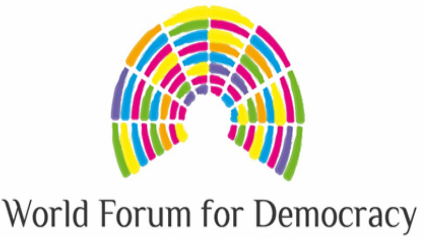 Call for gender equality initiatives at the World Forum for Democracy 2018