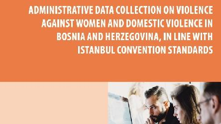 New report available on data collection on violence against women in Bosnia and Herzegovina