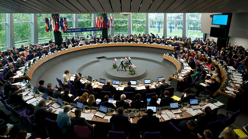 The Council of Europe adopts its Gender Equality Strategy 2018-2023