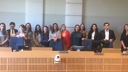 Georgian delegation visits Stockholm to learn about the Swedish experience in ending violence against women and domestic violence
