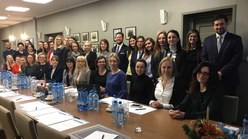 Polish lawyers to be trained to better protect victims of Violence Against Women and Domestic Violence