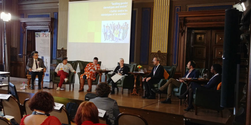 """Tackling Gender Stereotypes and Sexism"": international conference"