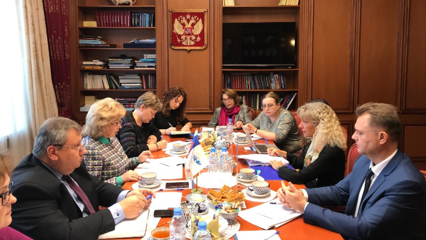 The Council of Europe and the Russian Federation discuss future co-operation in the area of violence against women and domestic violence