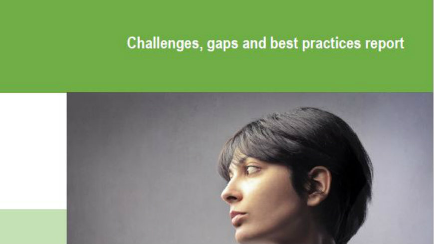 Recommendations for the development of the Slovenian national programme on preventing and combating domestic violence and violence against women: Challenges, gaps and best practices report
