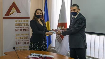 New training curriculum for Prosecutors and Judges in combating Violence against Women and Domestic Violence in Kosovo*
