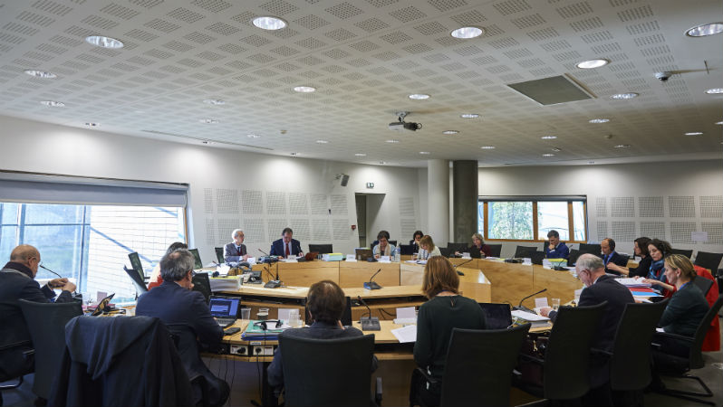 301st session of the European Committee of Social Rights