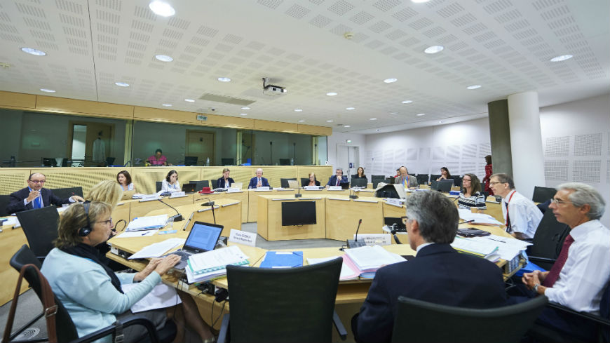 The European Committee of Social Rights notes 5 conformities with the Charter out of 49 cases examined