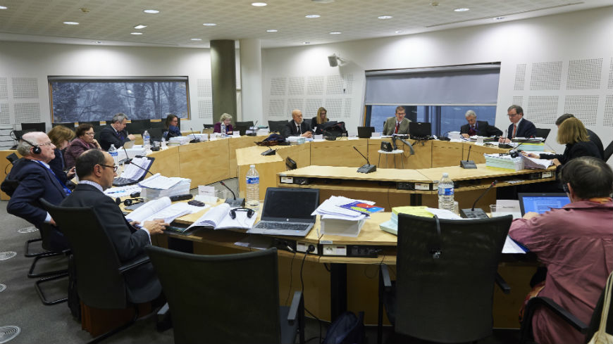 294th Session of the European Committee of Social Rights