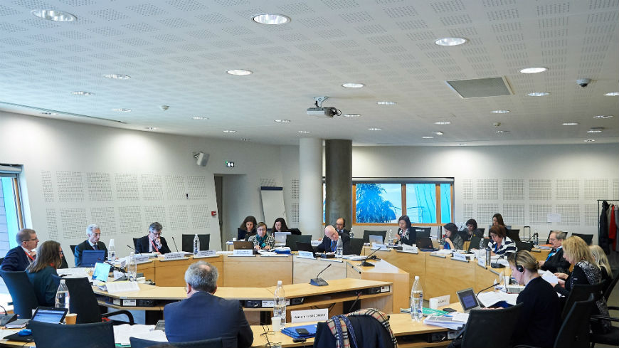 Decisions adopted by the European Committee of Social rights at its 307th session