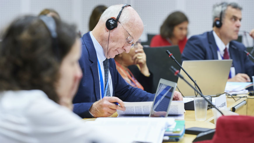 307th session of the European Committee of Social Rights