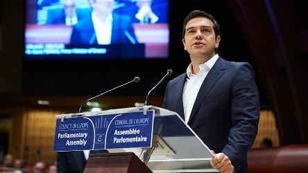 "The European Social Charter: a ""sustainable common path for peoples and states"" says Greek Prime Minister"
