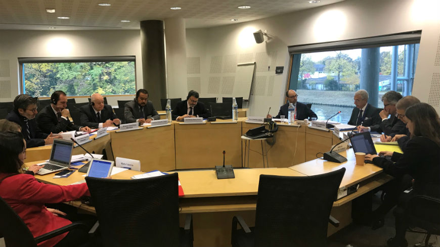 Exchange of views between the Inter-American Court of Human Rights and the European Committee of Social Rights
