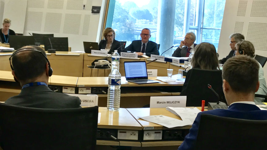 FRA Director Michael O'Flaherty invites EU to consider accession to the European Social Charter