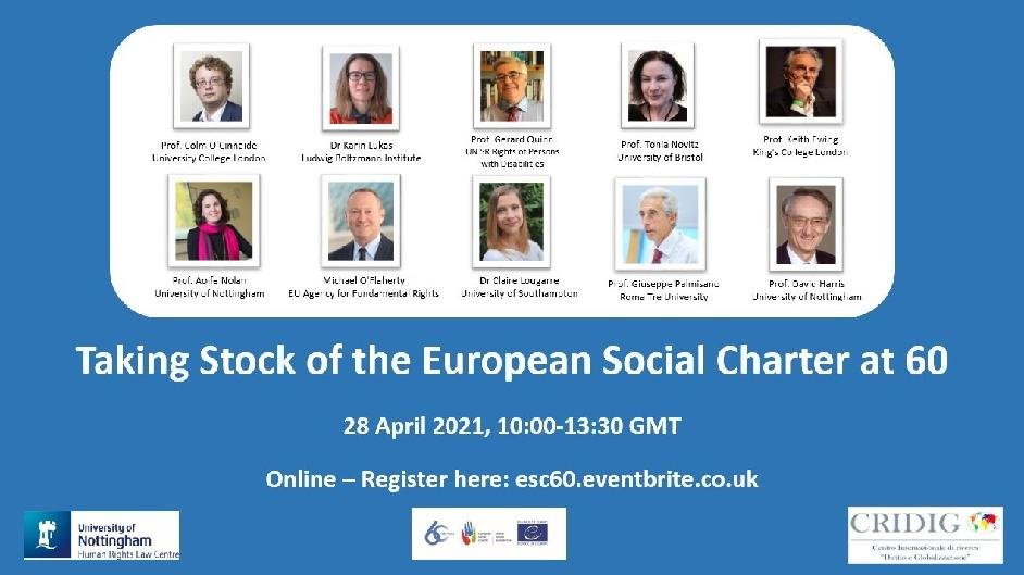 Taking Stock of the European Social Charter at 60