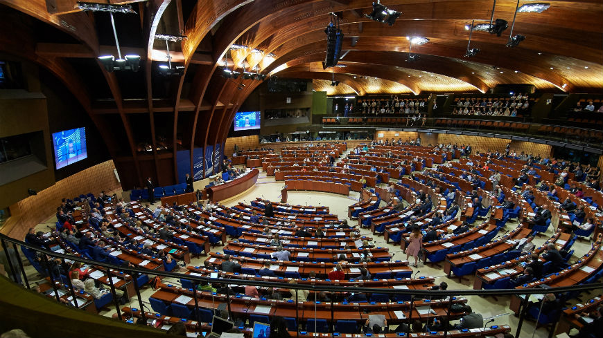 "Report of the Parliamentary Assembly of the Council of Europe on the ""Turin Process"""