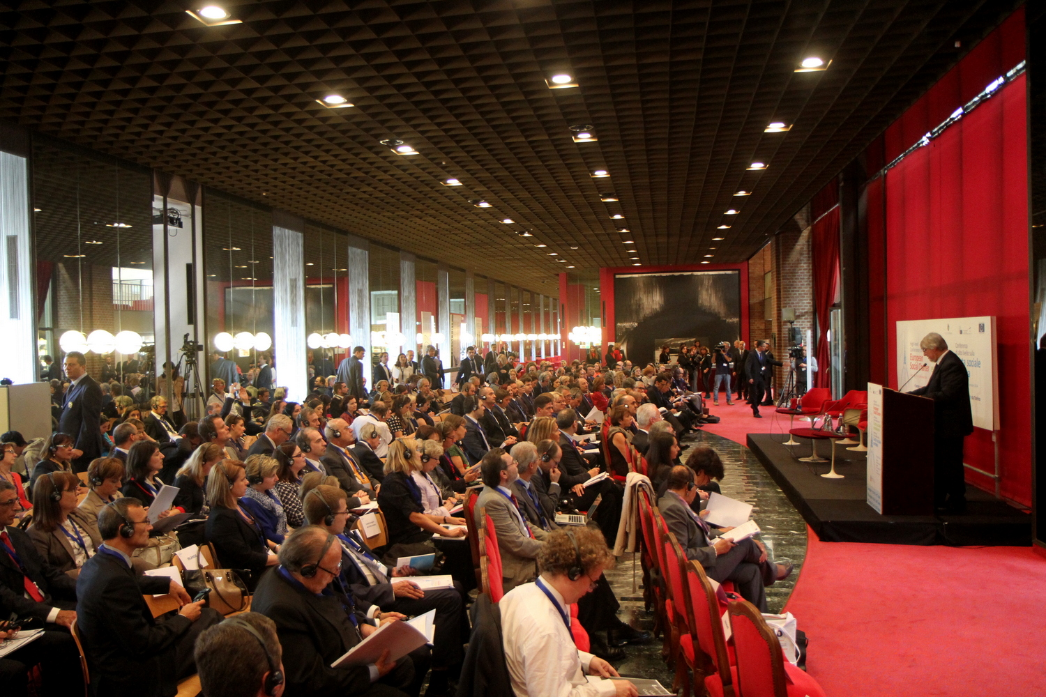 04. High-level Conference on the European Social Charter (Turin, 17-18 October 2014).jpg