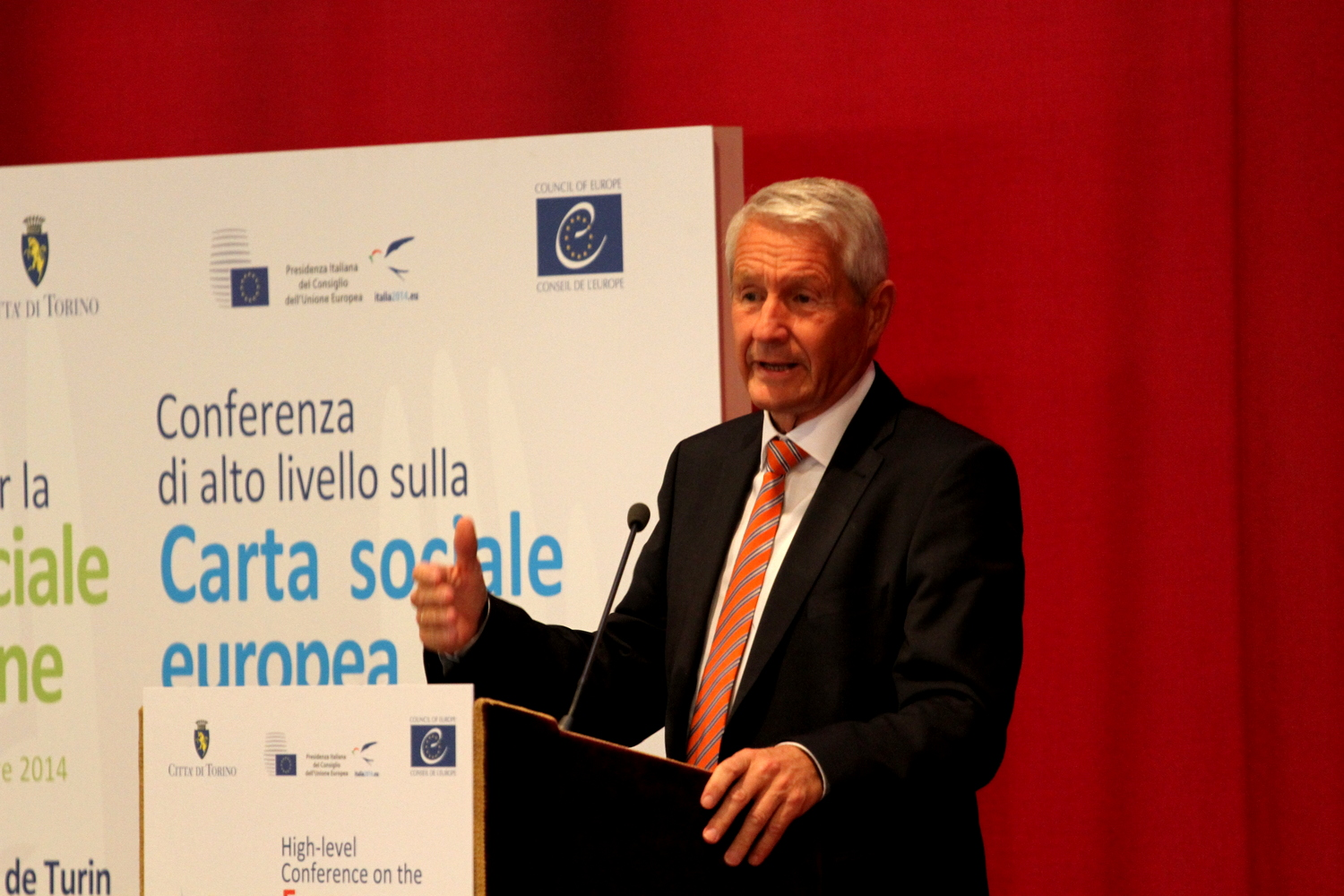 05. Thorbjørn Jagland, Secretary General of the Council of Europe.jpg