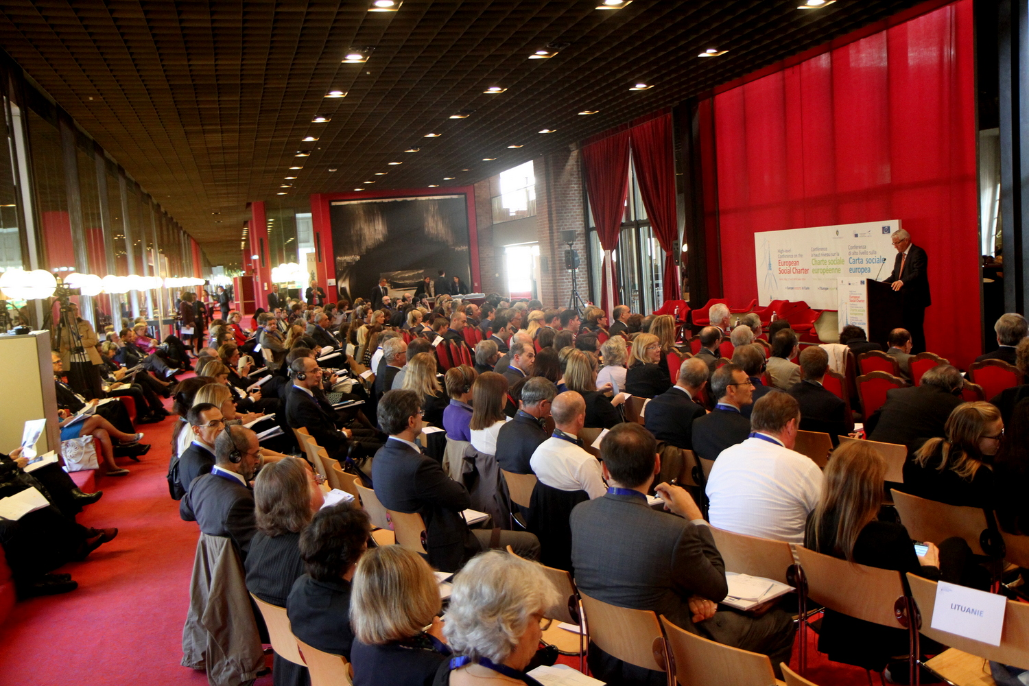 06. High-level Conference on the European Social Charter (Turin, 17-18 October 2014).jpg