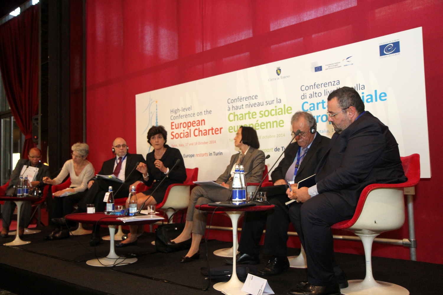 09. High-level Conference on the European Social Charter (Turin, 17-18 October 2014).jpg