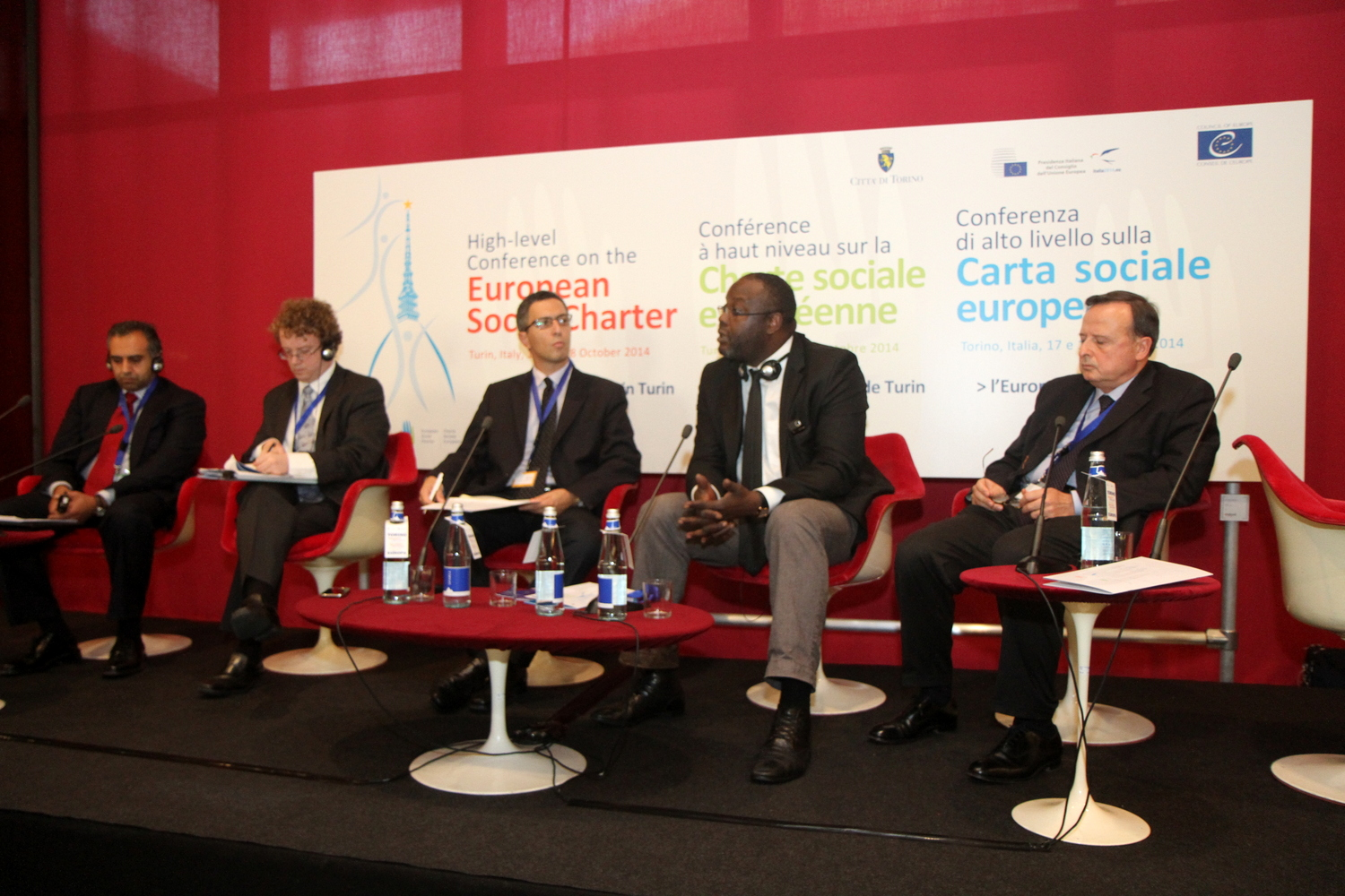 10. High-level Conference on the European Social Charter (Turin, 17-18 October 2014).jpg