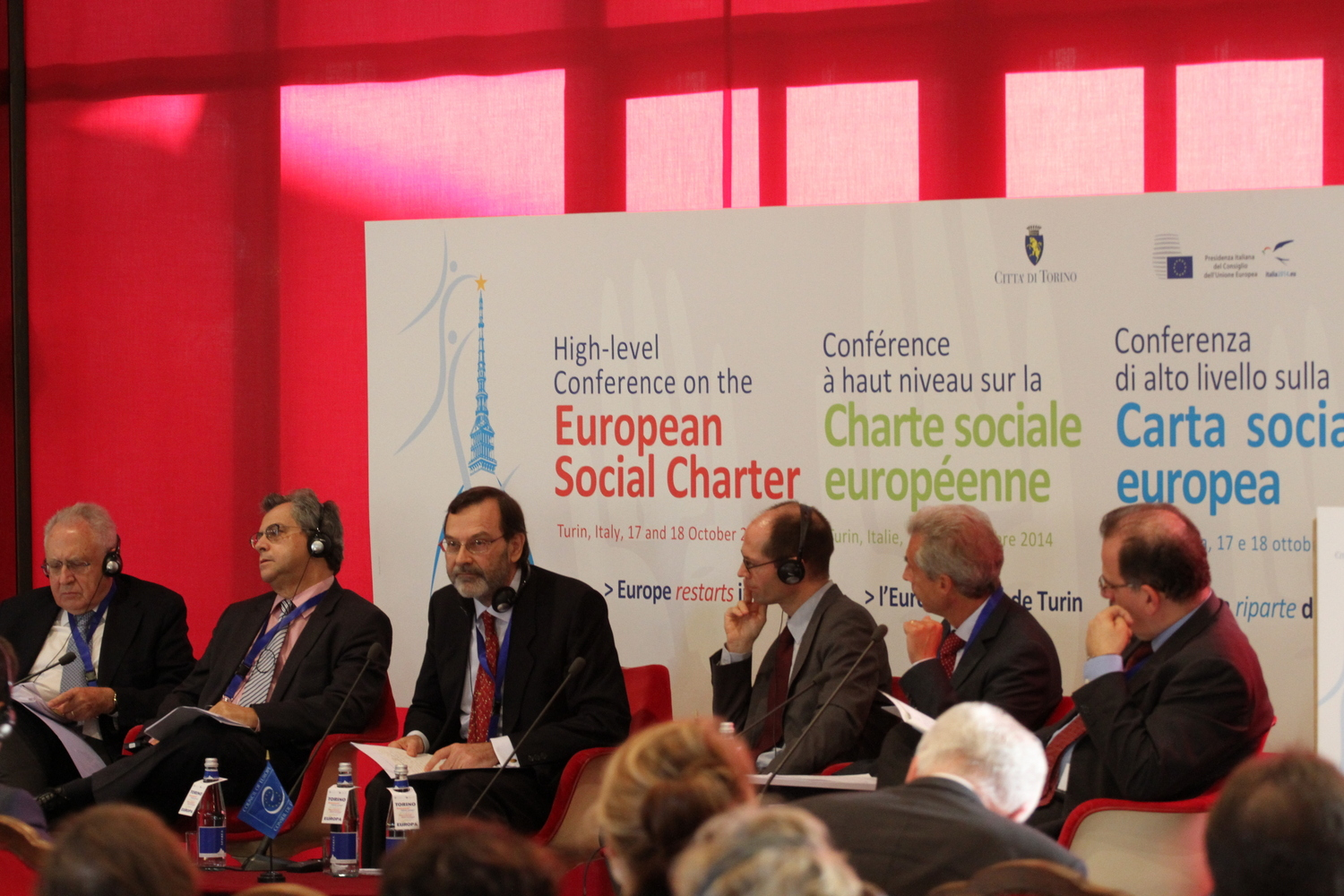 11. High-level Conference on the European Social Charter (Turin, 17-18 October 2014).jpg