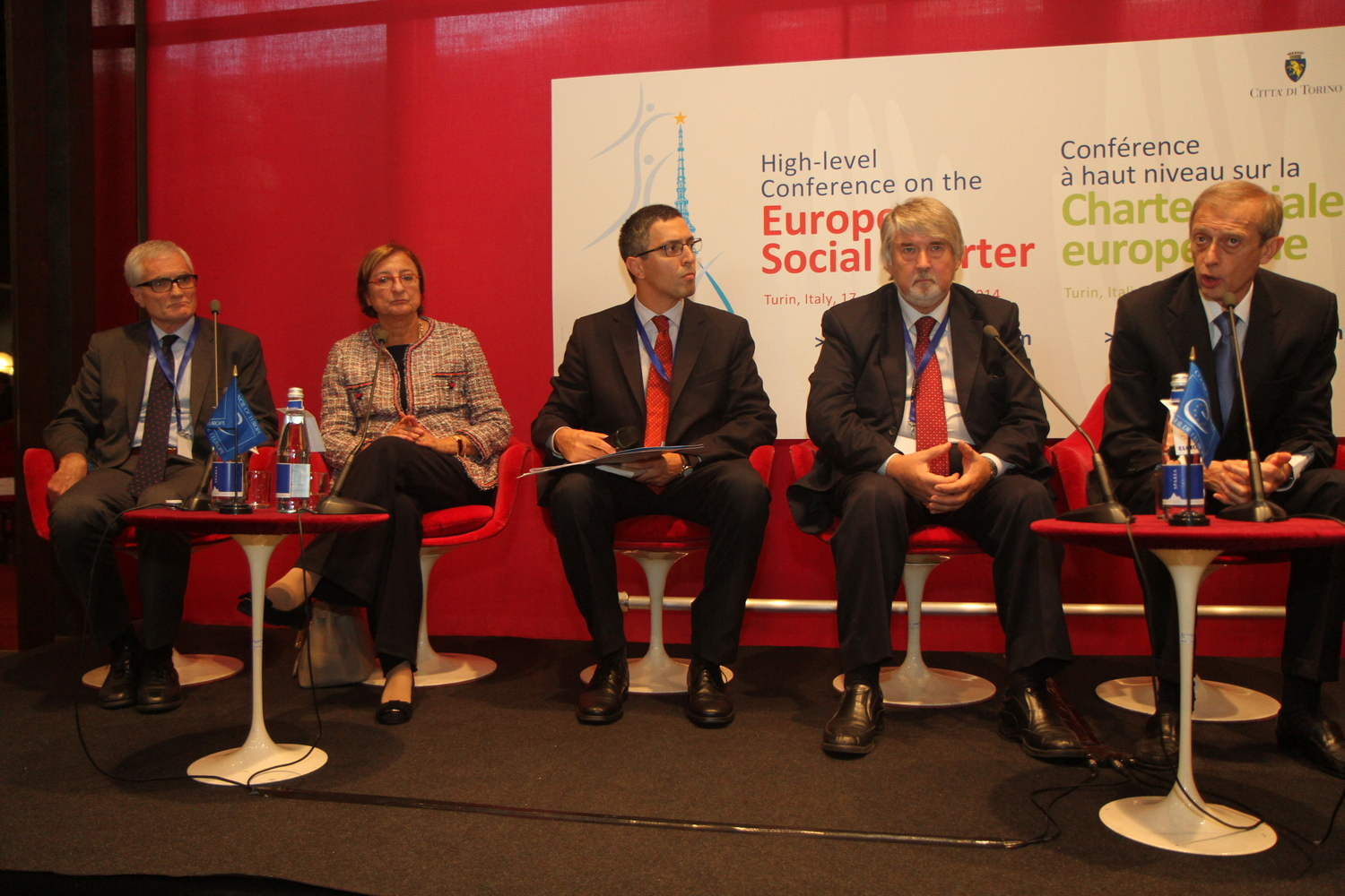 17. High-level Conference on the European Social Charter (Turin, 17-18 October 2014).jpg