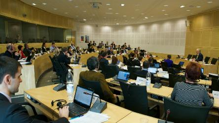 CPT holds its November 2016 plenary meeting