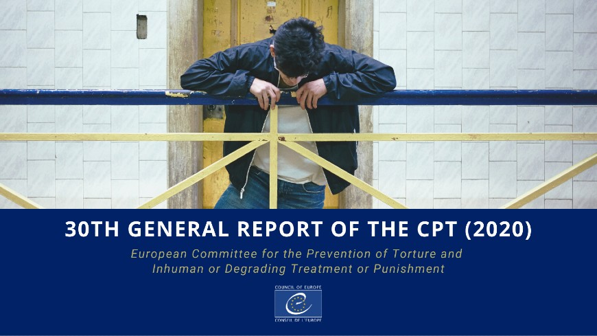 Anti-torture committee warns against the impact of austerity measures on the conditions of detention in prisons