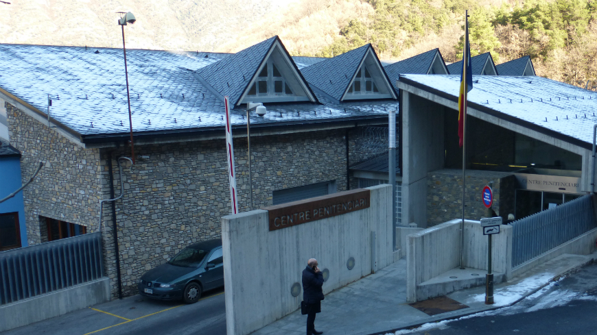 Council of Europe anti-torture Committee publishes report on visit to Andorra