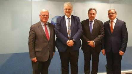 Council of Europe anti-torture Committee exchanges views with EU high officials
