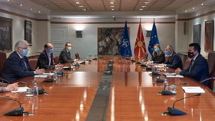 Council of Europe anti-torture Committee (CPT) visits North Macedonia and hold talks with the Prime Minister on the need to improve the treatment of persons held in prisons
