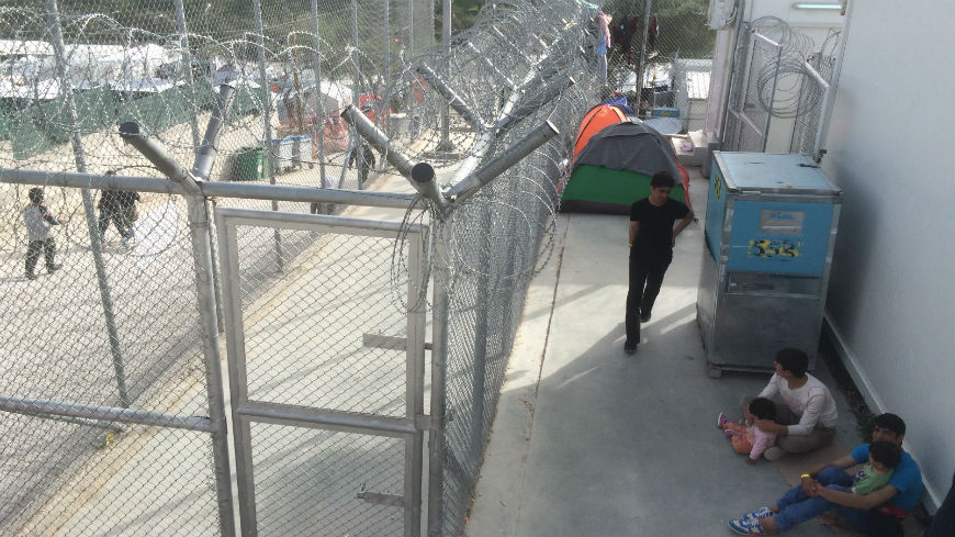 Greece: anti-torture committee criticises treatment of irregular migrants and the continued detention of migrant children
