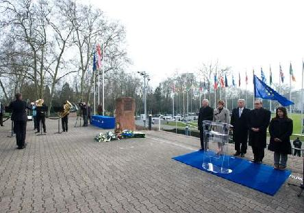 Day of Remembrance of the Holocaust and Prevention of Crimes against Humanity at the Council of Europe