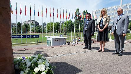 Council of Europe marks the commemoration of the Roma genocide during the Second World War