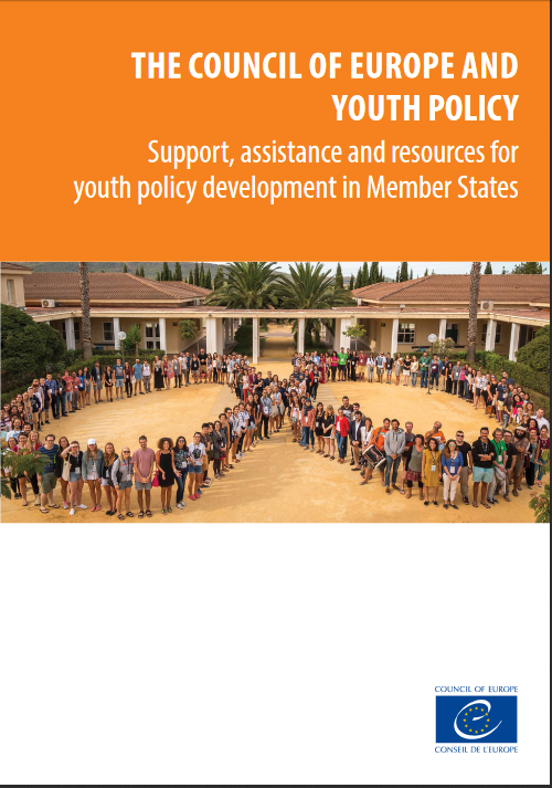 The Council of Europe and Youth Policy cover page