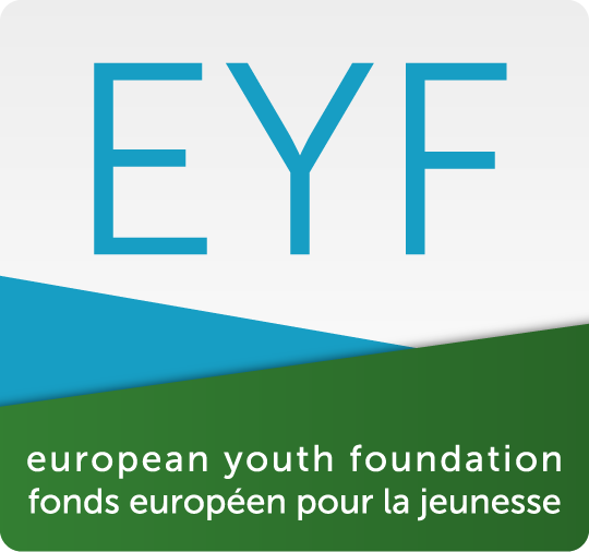 European Youh Foundation logo