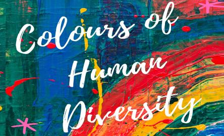 Colours of Human Diversity