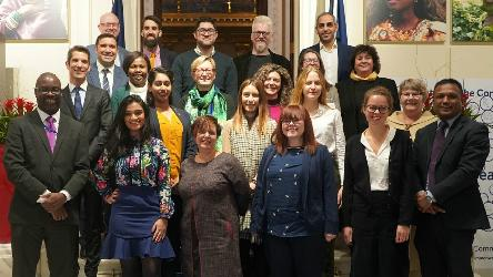 The Commonwealth and the Council of Europe reinforce their links in the field of youth
