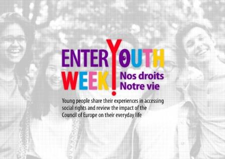 Enter! Youth week is approaching!