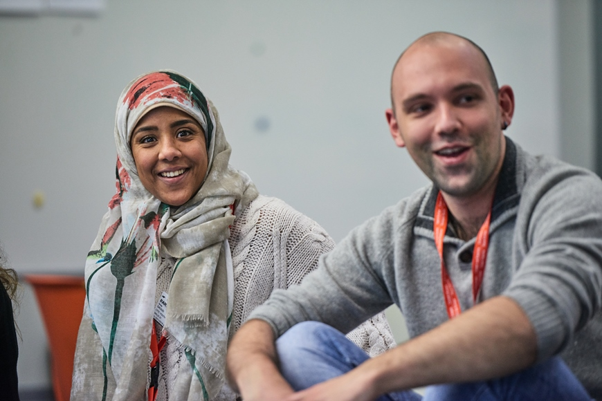 Youth.Together: SOCIAL INCLUSION OF REFUGEES