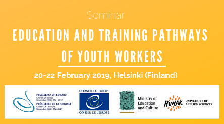 "Seminar ""Education and training pathways of youth workers"""
