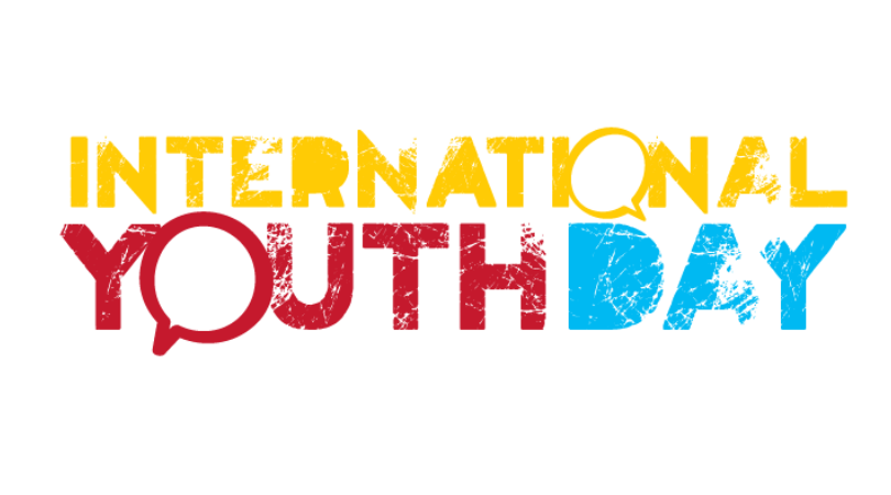 International Youth Day is 20! Celebrating young people and youth organisations!