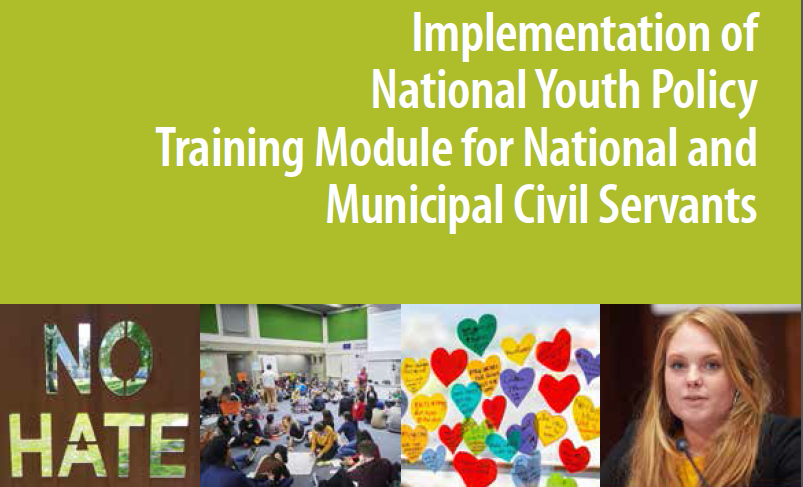Training Module for National and Municipal Civil Servants