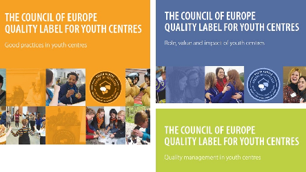 New series of publications - Quality Label for Youth Centres