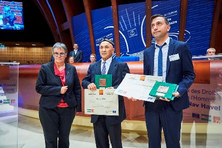 Youth Initiative for Human Rights – joint winner of the 2019 Václav Havel Prize