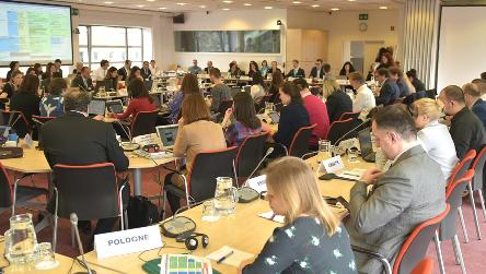 Enhancing the impact of the Council of Europe's youth policy and youth work