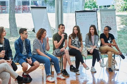 CALL FOR PARTICIPANTS:  Compass Long-Term Training Course for Trainers on Human Rights Education with Young People in Ukraine