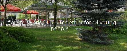 "Call for applications: ""Youth Work OUT – Together for all young people"""